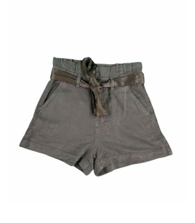Shorts donna Guess cintura relaxed