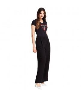 Pantalone Donna Guess Nero - W93B67W96R0