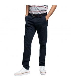Pantaloni Uomo Gant Colori Blu Beige e Grigio - 1500156