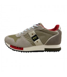 Sneakers Uomo Blauer Queens Colore Beige - S0QUEENS01MESTAU
