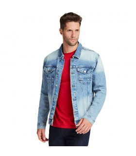 Giubbotto Jeans Uomo Guess - M01N14D3Y92