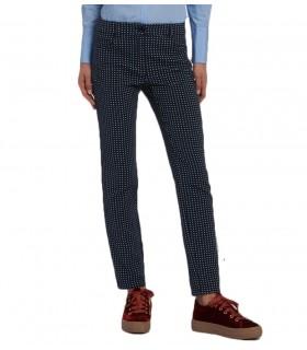 Pantaloni Donna Penny Black Lancia Blu - LANCIA
