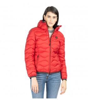 Short padded down jacket